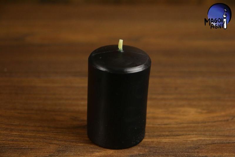 Czarna Świeca rozmiar XL - zwalnia blokady i robi porządek w zastałych sytuacjach, cofa i unieważnia, odpycha wpływy czarnej magii