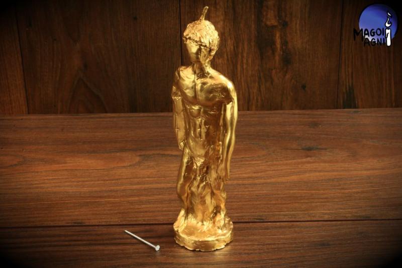 Złota Świeca Mężczyzna - RYTUAŁ uzdrawiania, płodności, obfitości