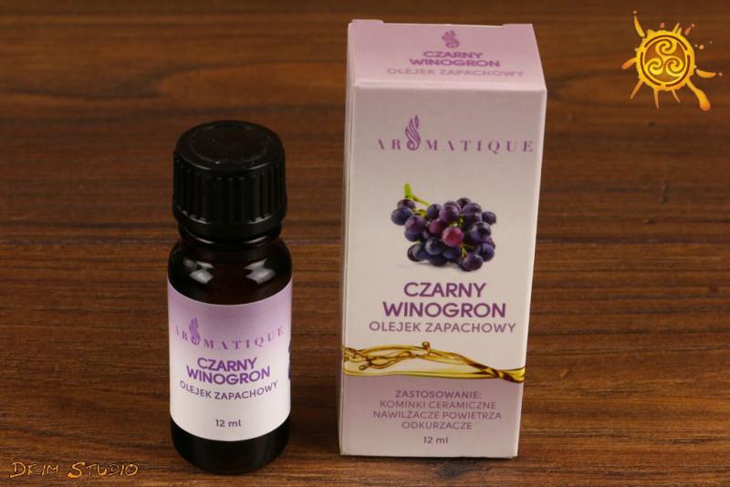 Olejek Aromatique Czarny Winogron 12ml