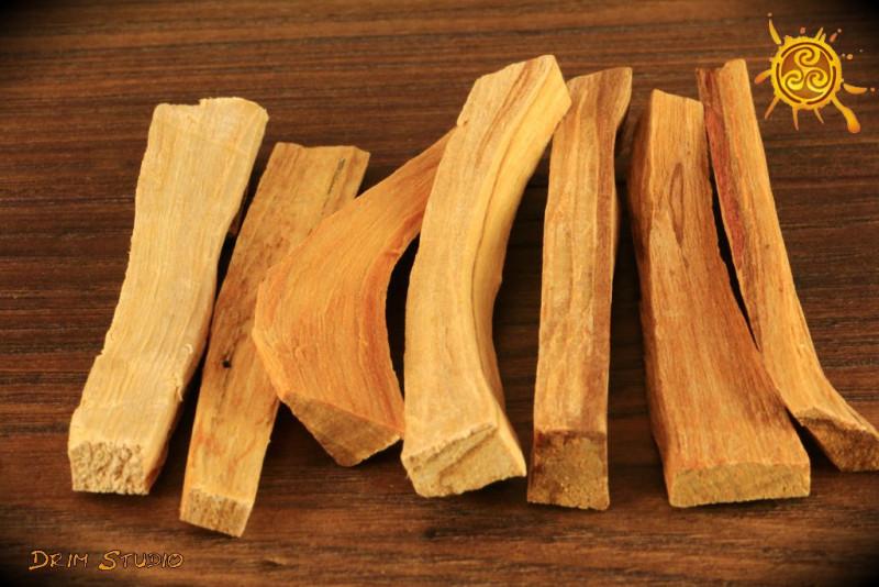 Palo Santo Święte Drewno 25g - oczyszczenie, ochrona, odblokowanie, szczęście