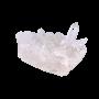 Kryształ Górski szczotka kryształowa kwarc obfitości 814g B - dobrobyt, ochrona, dobre myśli