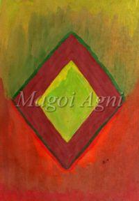 Runa INGWAZ talizman i amulet osób urodzonych od 6 marca do 21 marca