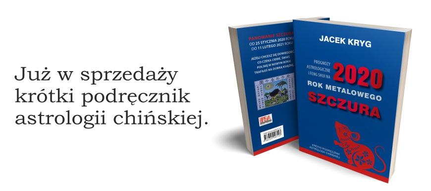 2020 Rok Metalowego Szczura Jacek Kryg